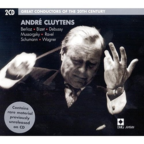 Andre Cluytens Great Conductors 20th Century Cluytens Various