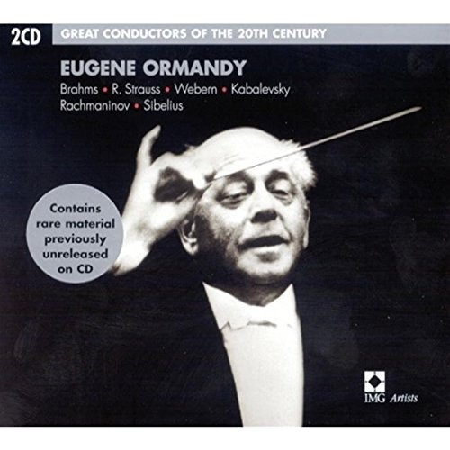 Eugene Ormandy Great Conductors 20th Century Ormandy Various