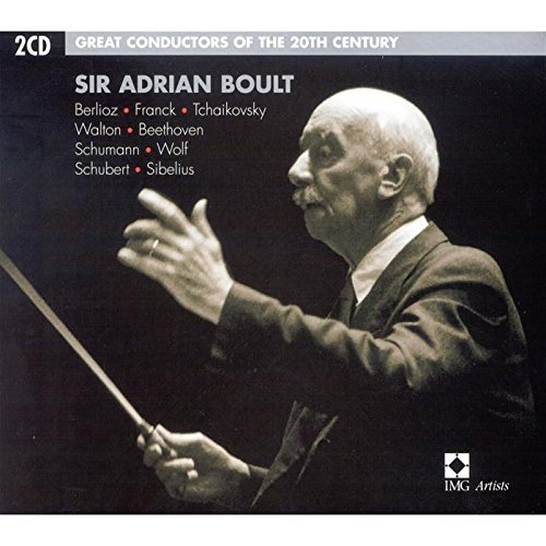 Adrian Boult Great Conductors Of The 20th C Boult Various
