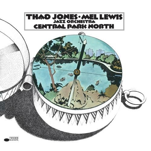 Jones Lewis Central Park North