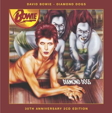 Bowie David Diamond Dogs 30th Anniversary Incl. Bonus CD