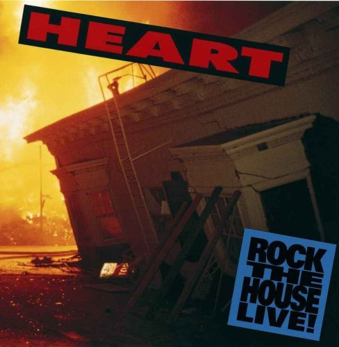 Heart Rock The House Live!