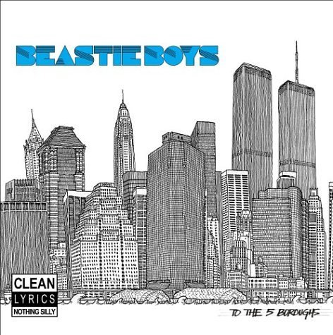 Beastie Boys To The 5 Boroughs Clean Version Enhanced CD