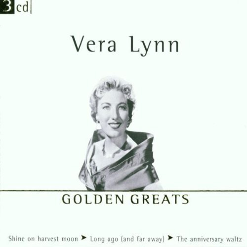 Vera Lynn Golden Greats Import 3 CD Set