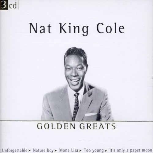 Cole Nat King Golden Greats Import Swe