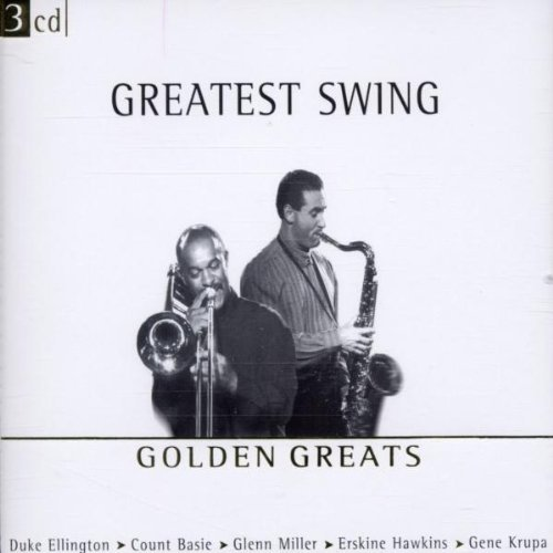 Greatest Swing Greatest Swing 3 CD Set