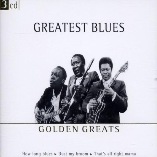 Greatest Blues Greatest Blues 3 CD Set