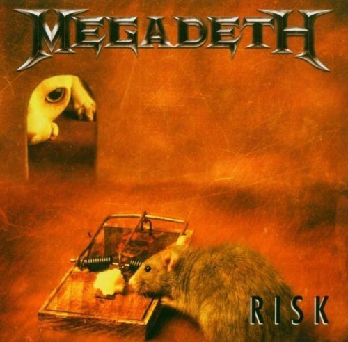 Megadeth Risk Import Arg