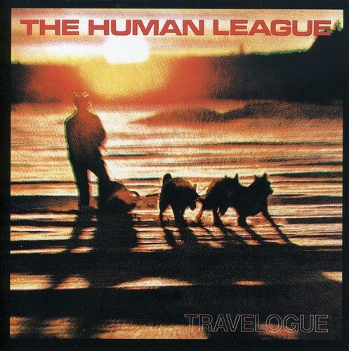 Human League Travelogue Remastered Incl. Bonus Tracks