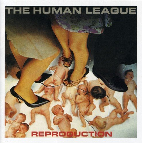 Human League Reproduction Remastered Incl. Bonus Tracks