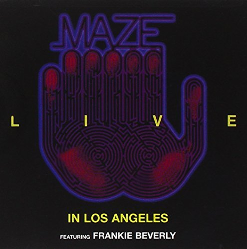 Maze & Frankie Beverly Live In Los Angeles 2 CD Incl. Bonus Track