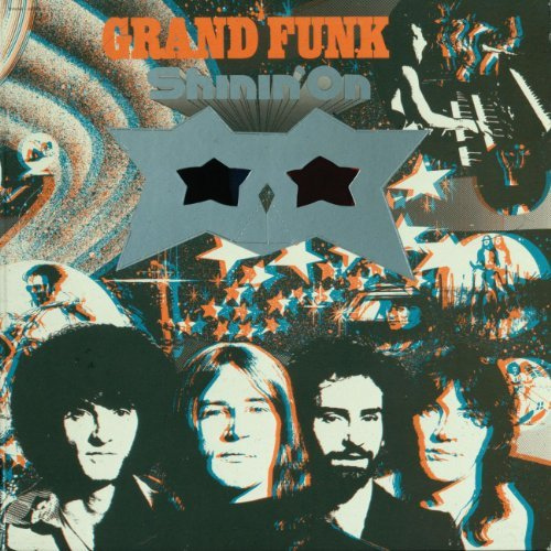 Grand Funk Railroad Shinin' On Remastered Incl. Bonus Tracks
