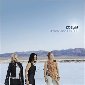 Zoegirl Different Kind Of Free Enhanced CD