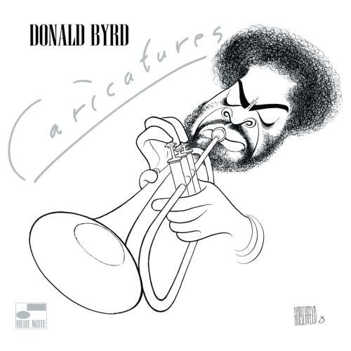 Donald Byrd Caricatures