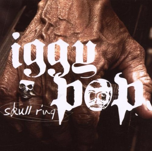 Iggy Pop Skull Ring Explicit Version