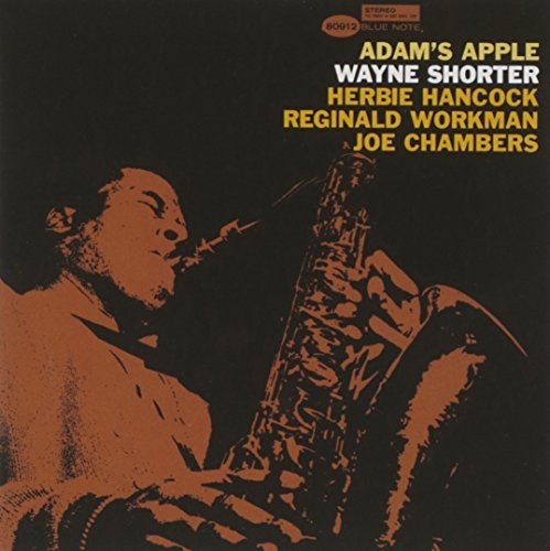 Wayne Shorter Adam's Apple Rudy Van Gelder Editions