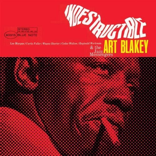 Art Blakey Indestructible Incl. Bonus Track Rudy Van Gelder Editions