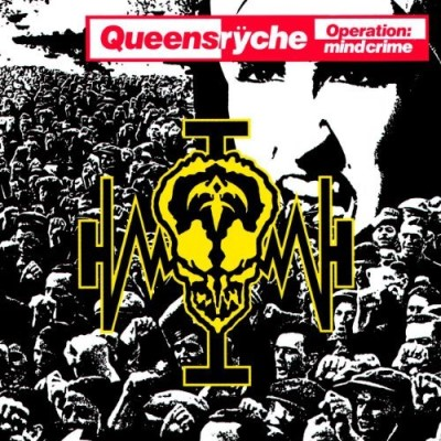 Queensrÿche Operation Mindcrime Remastered Incl. Bonus Tracks