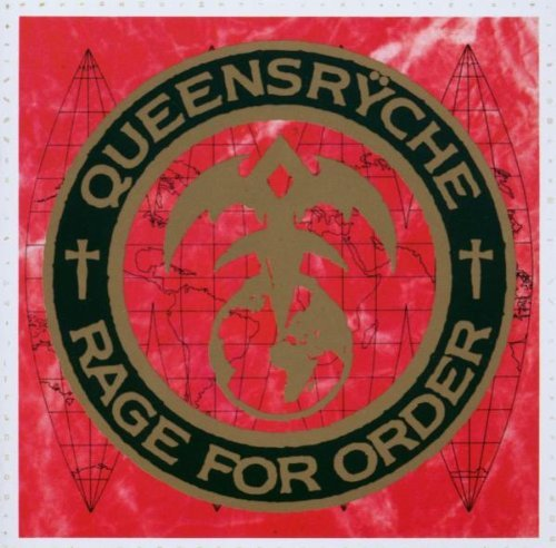 Queensrÿche Rage For Order Remastered Incl. Bonus Tracks