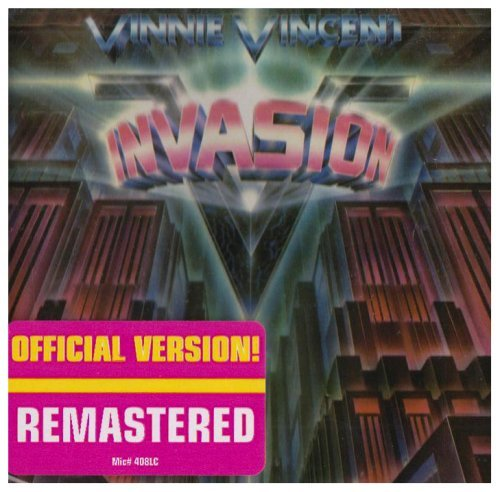 Vinnie Vincent Invasion Vinnie Vincent Invasion Remastered