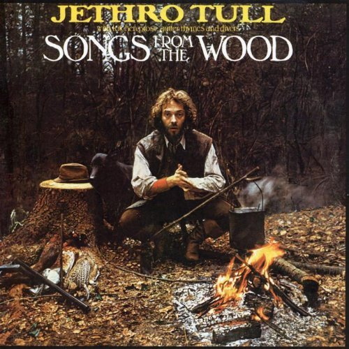Jethro Tull Songs From The Wood Import Eu Incl. Bonus Tracks
