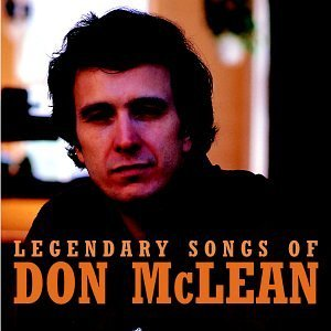 Don Mclean Legendary Songs Of Don Mclean