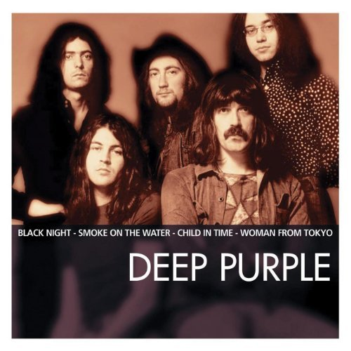 Deep Purple Essential Import Eu
