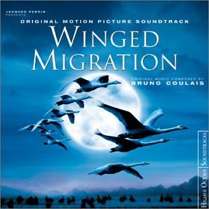Winged Migration Soundtrack Enhanced CD