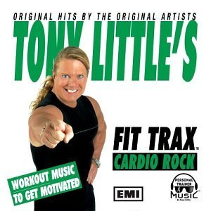 Tony Little Cardio Rock