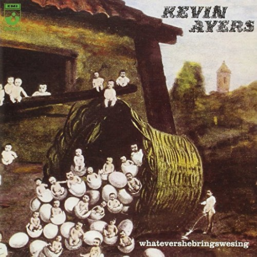 Kevin Ayers Whatevershebringswesing Import Gbr Incl. Bonus Tracks