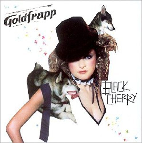 Goldfrapp Black Cherry Import Gbr