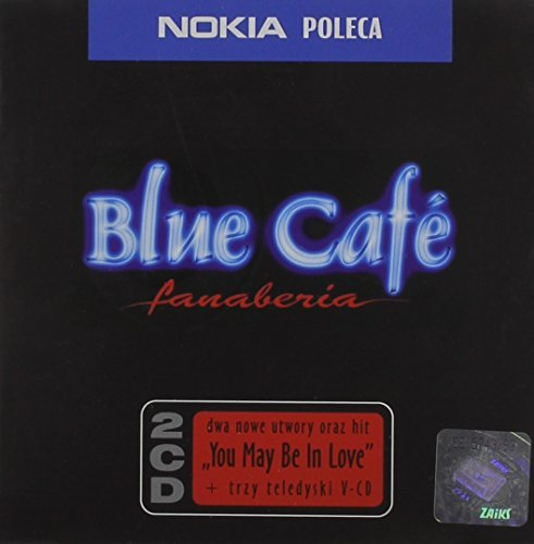 Blue Cafe Fanaberia Import Gbr Enhanced CD