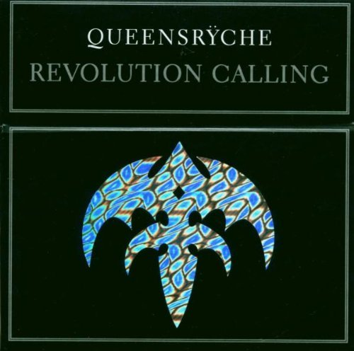 Queensryche Revolution Calling Box Remastered Lmtd Ed. 9 CD Set Incl. CD Rom Promise