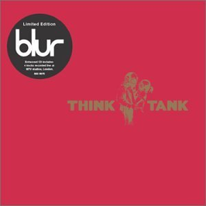 Blur Think Tank Enhanced CD Digipak Lmtd Ed.