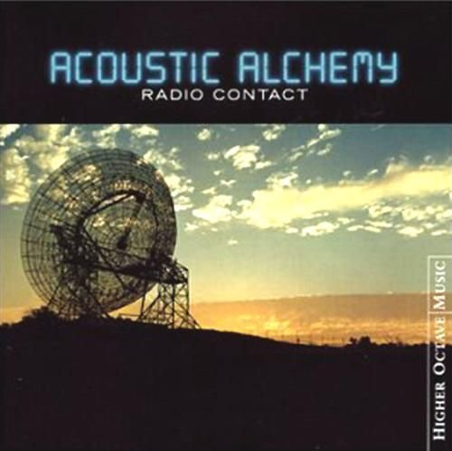 Acoustic Alchemy Radio Contact