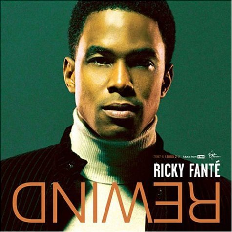 Ricky Fante Rewind Enhanced CD