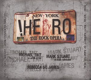 Hero Rock Opera 2 CD Set Digipak
