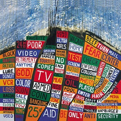 Radiohead Hail To The Thief Import Arg