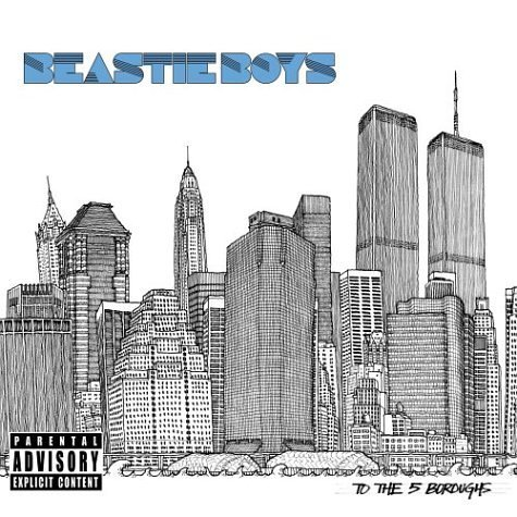 Beastie Boys To The 5 Boroughs Explicit Version Enhanced CD