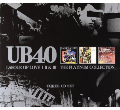 Ub40 Labour Of Love I Ii Iii 3 CD