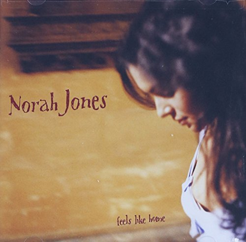 Norah Jones Feels Like Home Enhanced CD