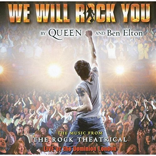 London Cast We Will Rock You