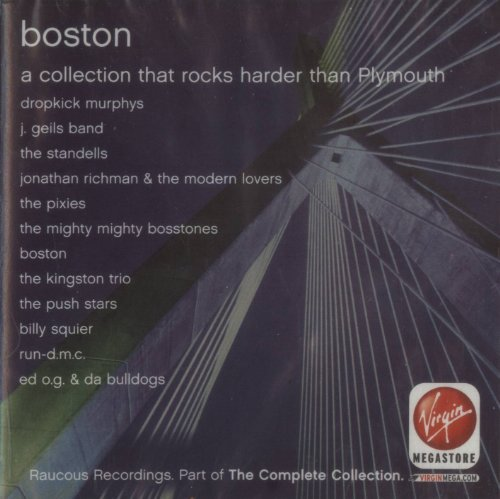 Boston Collection That Rocks Harder Than Plymouth