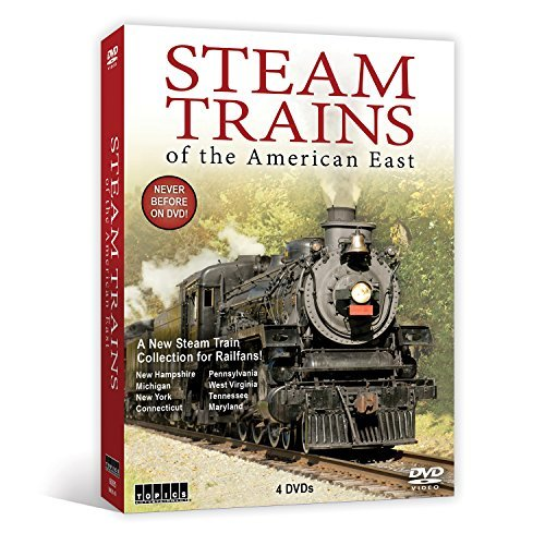 Na Na Steam Trains Of The American East