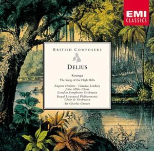 F. Delius Koanga Comp Opera Various Groves Various