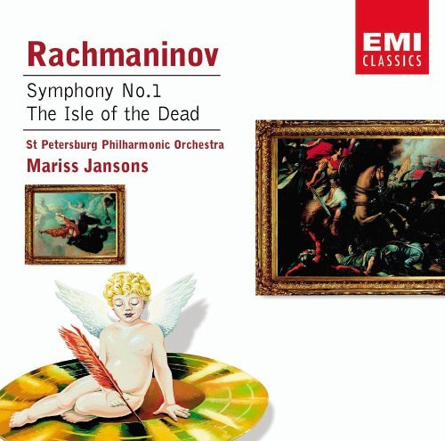 S. Rachmaninoff Sym 1 Isle Of The Dead Jansons St. Petersburg Po