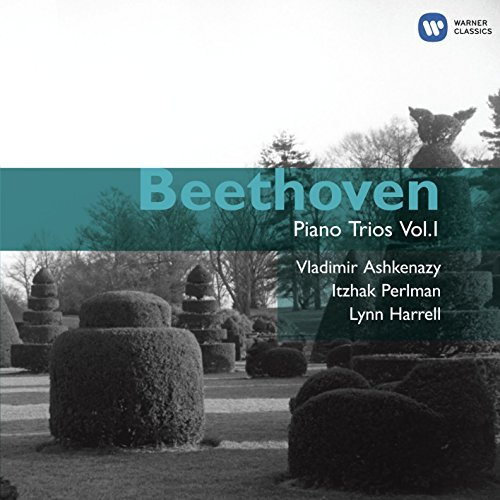 Ashkenazy Perlman Beethoven Piano Trios Vol. 1 2 CD