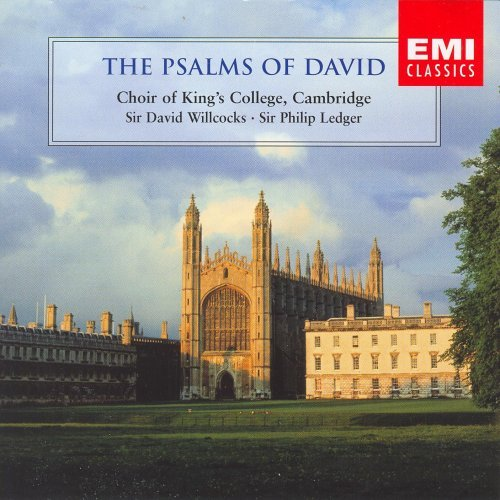 King's College Choir Psalms Of David 2 CD