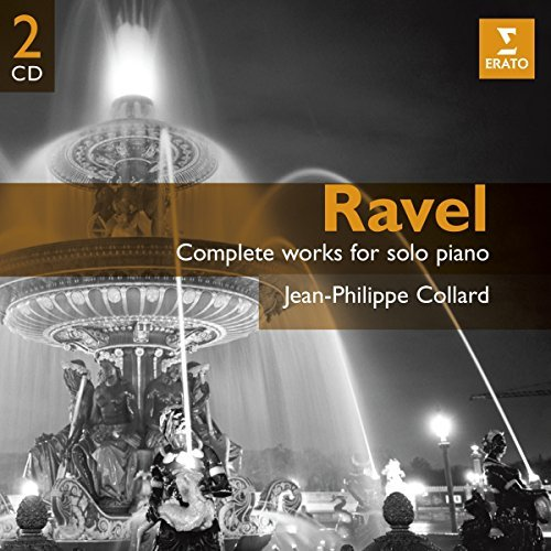 Jean Philippe Collard Ravel Piano Works Ravel Piano Works