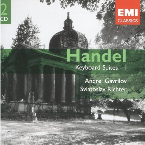 Gavrilov A. Richter S Handel Keyboard Suites 1 Handel Keyboard Suites 1